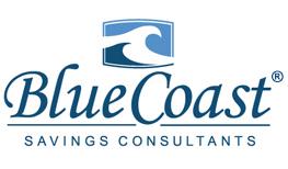 Blue Coast Savings Logo